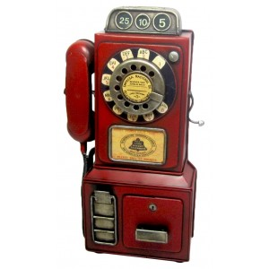 Telephone Money Bank - 32.5cm