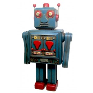 Robot Money Bank - 43cm