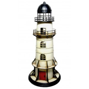 Lighthouse Money Box - 45cm