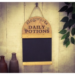 Hogwarts Daily Potions Chalk Stand