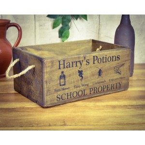 Large Harrys Potions Box