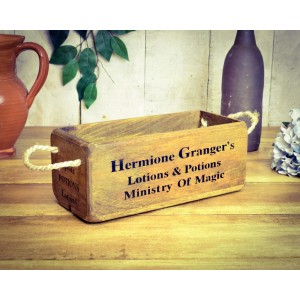 Extra Large Hermione Grangers Lotions & Potions Box
