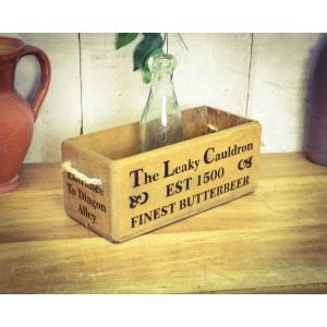 Vintage Box Small, The Leaky Cauldron