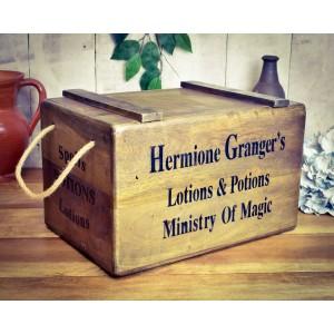 Vintage Chest, Hermiones Lotions & Potions