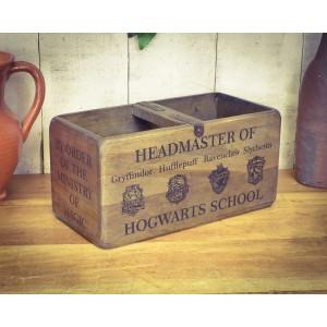 Vintage Medium Box, Hogwarts Headmasters