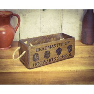 Vintage Small Box, Hogwarts Headmasters