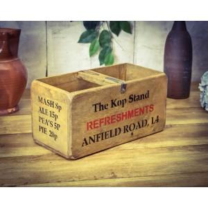 Vintage Medium Stadium Box, Anfield Road