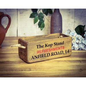 Vintage Small Stadium Box, Anfield Road