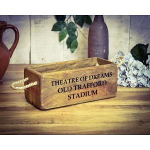 Vintage Small Stadium Box, Old Trafford