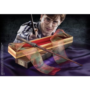 Harry Potters Wand in Ollivanders Box