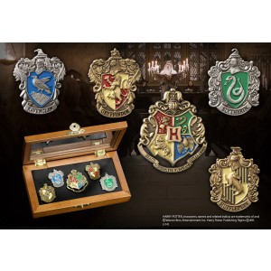 Hogwarts House Pins