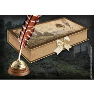 Hogwarts Writing Quill, Ink & Ink Pot