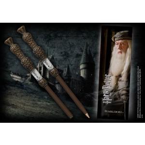 Dumbledore Wand Pen and Bookmark