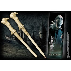 Voldermort Wand Pen and Bookmark