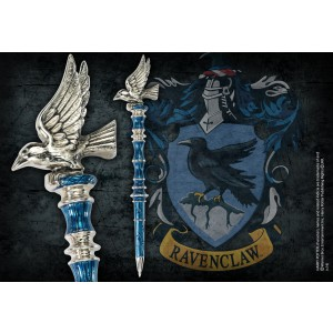 Ravenclaw Pen Silver Plated