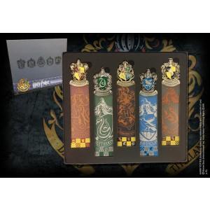 Crest Bookmark Set