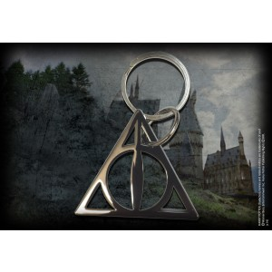 Deathly Hallows Key Chain