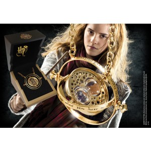The Time Turner GP Sterling Silver