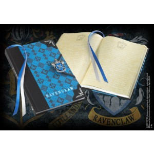 Ravenclaw Journal W/Enamel Metal Clasp
