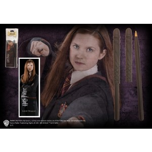 Ginny Wand Pen And Bookmark
