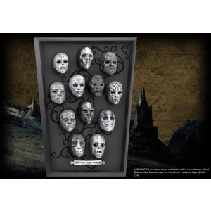 Death Eater 12 Mini Mask Collection