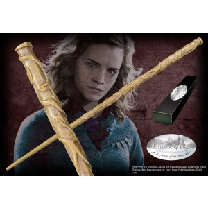 Hermione Grangers Character Wand