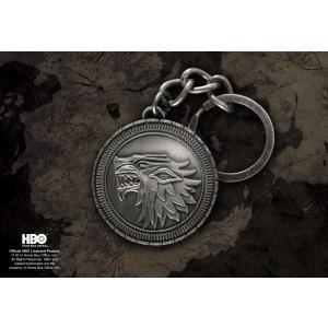Stark Shield Keychain