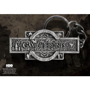 Game of Thrones Logo Keychain