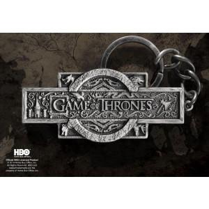 Game of Thrones Logo Keychain