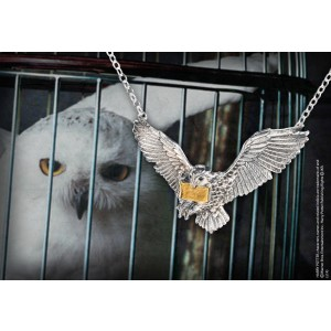 The Flying Hedwig Pendant
