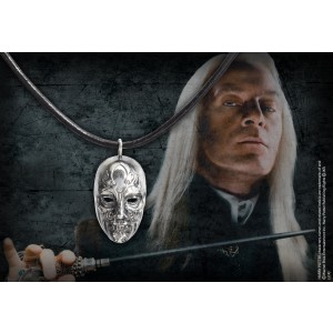 Death Eater Mask Pendant - Lucius Malfoy