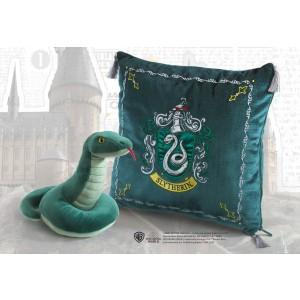 Plush Slytherin House Mascot & Cushion