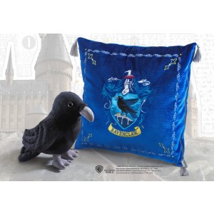 Plush Ravenclaw House Mascot & Cushion