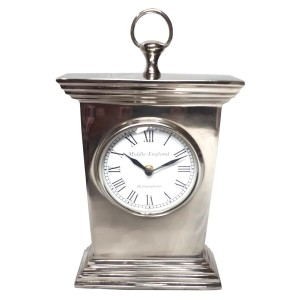 Desk Clock Nickel