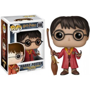 POP! Vinyl: Harry Potter: Quidditch Harry (Exc)