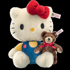 Steiff Hello Kitty 40th Anniversary Bear