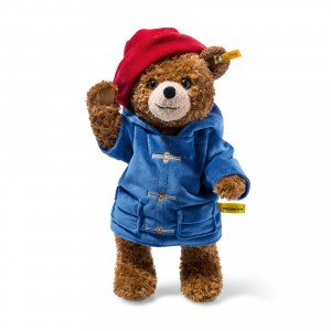 Steiff Paddington TM Bear - Brown - Plush 38cm - 690198