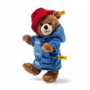 Steiff Paddington TM Bear - Brown - Plush 28cm - 690204