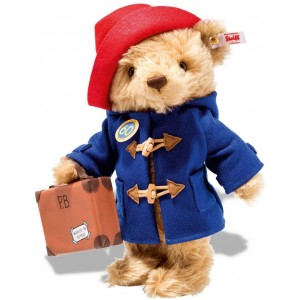 Steiff Paddington Bear - 60th Anniversary Limited Edition