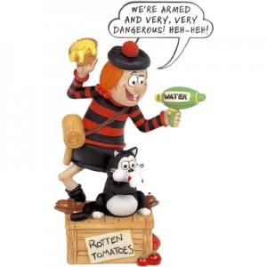Beano & Dandy - Minnie 'Armed & Dangerous'