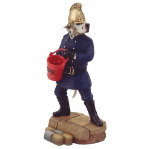 Dalmatian - Fireman