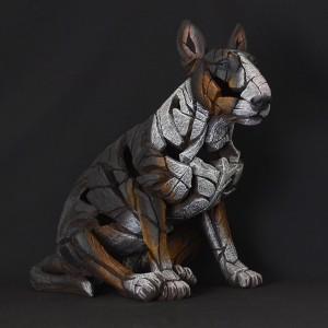 Bull Terrier (Tri Colour)