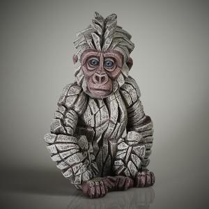 Baby Gorilla - Snowflake 23.2cm
