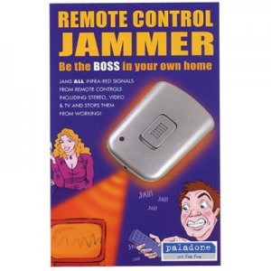 Remote Control Jammer