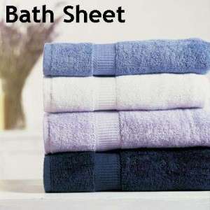 500 gsm Bath Sheet Lavender Only
