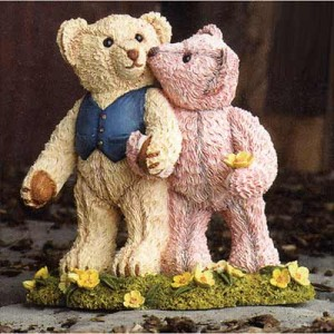 Sherratt & Simpson - Bears Holding Hands