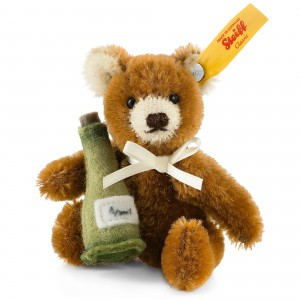 Mini Teddy Bear Champagne Bottle