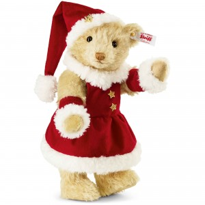 Mrs Santa Claus Teddy Bear