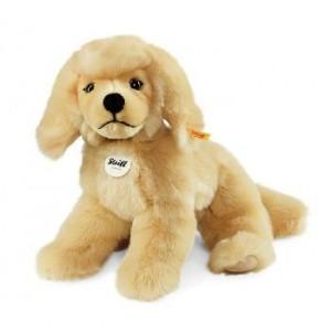 Steiff Lenni Golden Retriever - Blond - Soft Plush - 28cm - 076961