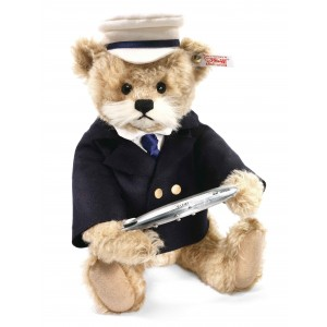 Graf Von Zeppelin Teddy Bear